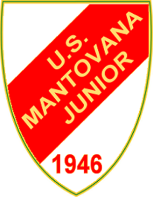 Logo US Mantovana Junior