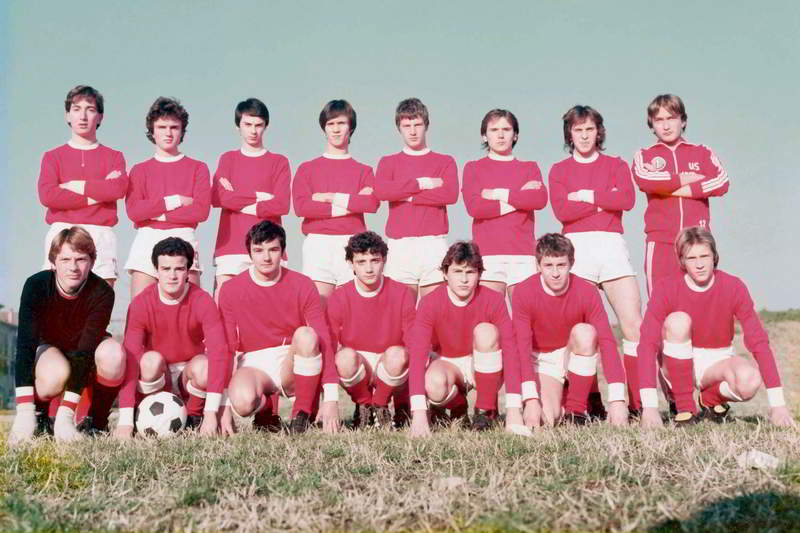 mantovana allievi 1975 76